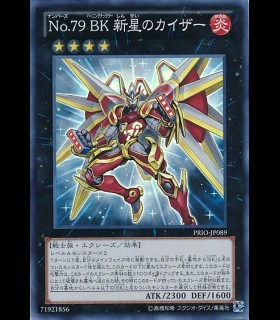 Number 79: Battlin' Boxer Nova Kaiser