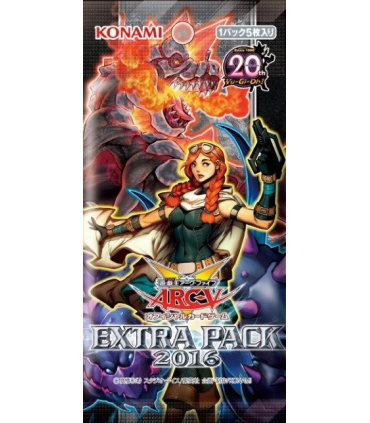 [EP16] Extra Pack 2016