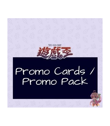 Promo Cards / Promo Packs